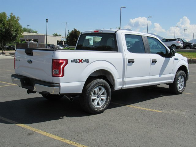 2016 F-150 SuperCrew Cab 4x4, Pickup #GKE84911 - photo 5