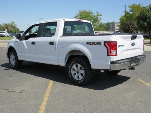 2016 F-150 SuperCrew Cab 4x4, Pickup #GKE84911 - photo 2