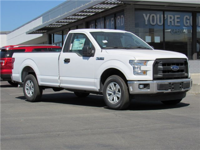 2016 F-150 Regular Cab Pickup #GKF83360 - photo 1