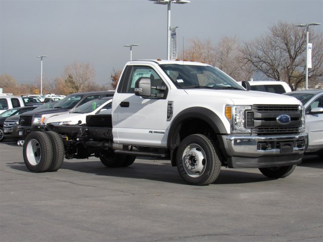 2017 F-550 Regular Cab DRW 4x4, Cab Chassis #HDA01779 - photo 3