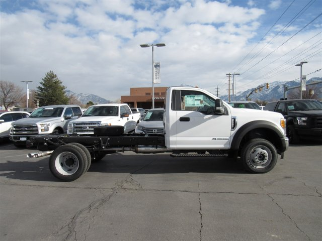 2017 F-550 Regular Cab DRW 4x4, Cab Chassis #HDA01779 - photo 4