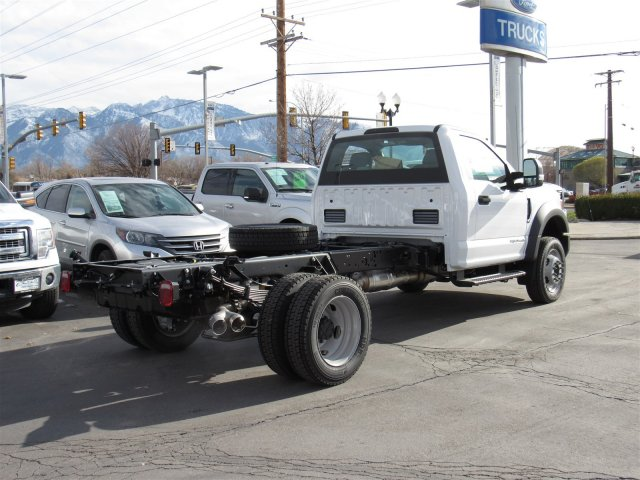 2017 F-550 Regular Cab DRW 4x4, Cab Chassis #HDA01779 - photo 5