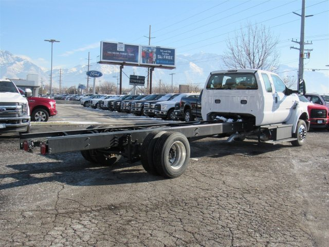 2017 F-650 Super Cab DRW, Cab Chassis #HDB03725 - photo 2