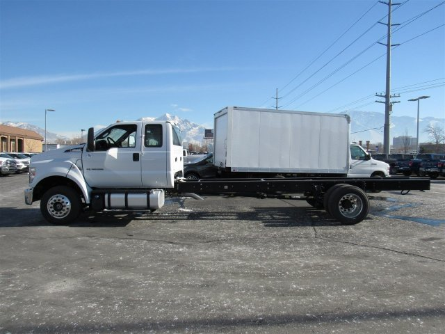 2017 F-650 Super Cab DRW Cab Chassis #HDB03725 - photo 6