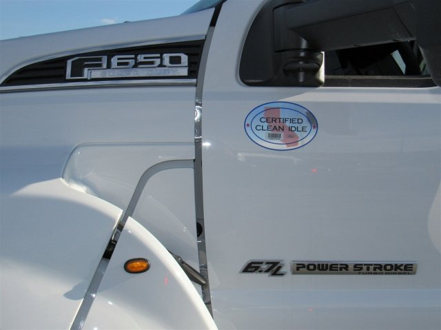 2017 F-650 Super Cab DRW, Cab Chassis #HDB03725 - photo 8