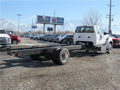 2017 F-650 Super Cab DRW 4x2,  Cab Chassis #HDB03725 - photo 2