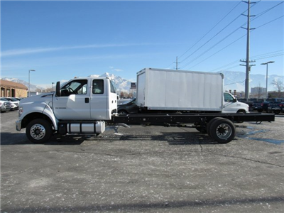 2017 F-650 Super Cab DRW 4x2,  Cab Chassis #HDB03725 - photo 6