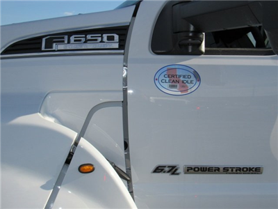 2017 F-650 Super Cab DRW 4x2,  Cab Chassis #HDB03725 - photo 8