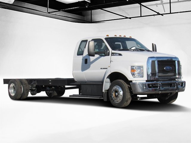 2017 F-650 Super Cab DRW Cab Chassis #HDB04227 - photo 1
