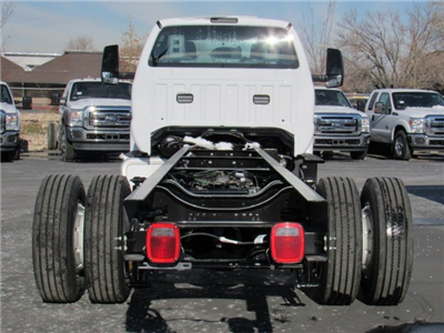 2017 F-650 Super Cab DRW Cab Chassis #HDB04227 - photo 4