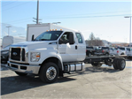 2017 F-650 Super Cab DRW Cab Chassis #HDB04227 - photo 7