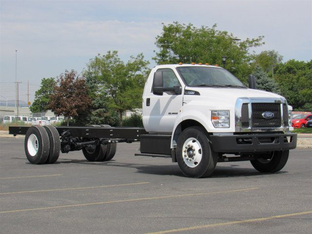 2017 F-650 Regular Cab, Cab Chassis #HDB08582 - photo 1