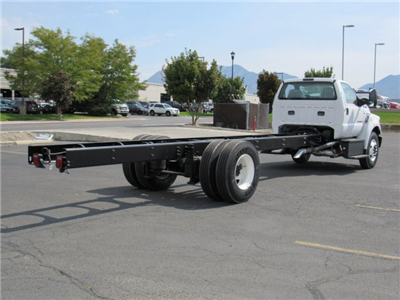 2017 F-650 Regular Cab, Cab Chassis #HDB08582 - photo 2