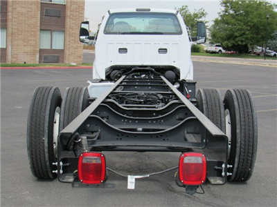 2017 F-650 Regular Cab, Cab Chassis #HDB08582 - photo 4