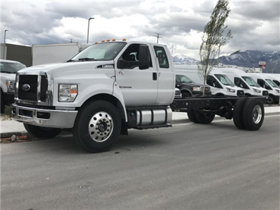 2017 F-650 Super Cab DRW Cab Chassis #HDB08583 - photo 7