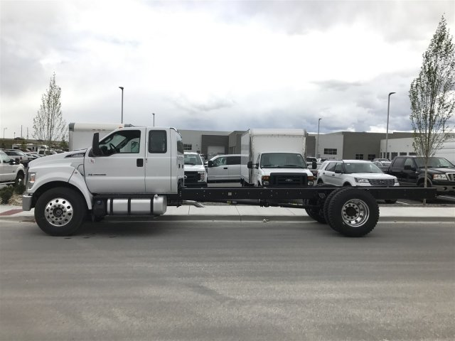 2017 F-650 Super Cab DRW Cab Chassis #HDB08584 - photo 6