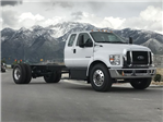2017 F-650 Super Cab DRW, Cab Chassis #HDB08584 - photo 1
