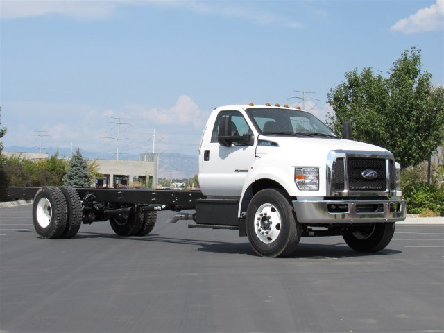 2017 F-650 Regular Cab Cab Chassis #HDB11405 - photo 3