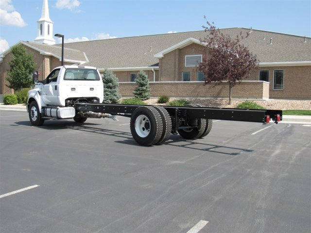 2017 F-650 Regular Cab, Cab Chassis #HDB11405 - photo 2