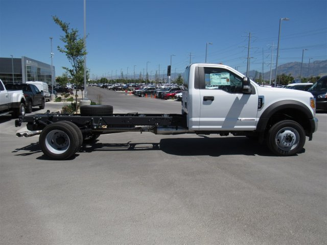 2017 F-550 Regular Cab DRW 4x4, Cab Chassis #HEB62089 - photo 5