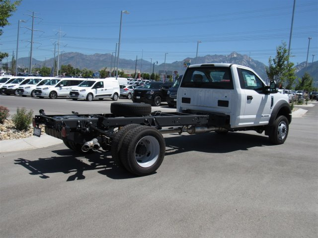 2017 F-550 Regular Cab DRW 4x4, Cab Chassis #HEB62089 - photo 2