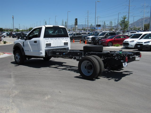 2017 F-550 Regular Cab DRW 4x4, Cab Chassis #HEB62089 - photo 4