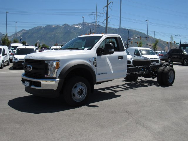 2017 F-550 Regular Cab DRW 4x4, Cab Chassis #HEB62089 - photo 3
