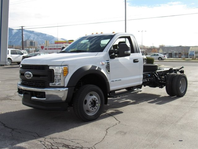 2017 F-550 Regular Cab DRW 4x4, Cab Chassis #HEC03548 - photo 6