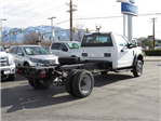 2017 F-550 Regular Cab DRW 4x4, Cab Chassis #HEC03548 - photo 1