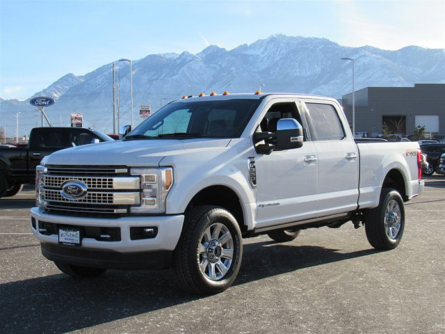 2017 F-350 Crew Cab 4x4, Pickup #HED71839 - photo 5