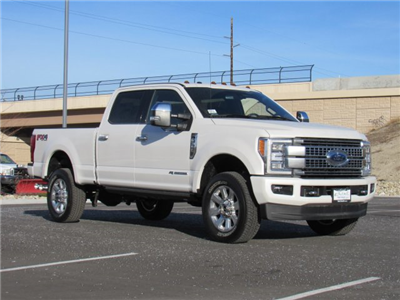 2017 F-350 Crew Cab 4x4, Pickup #HED71839 - photo 1