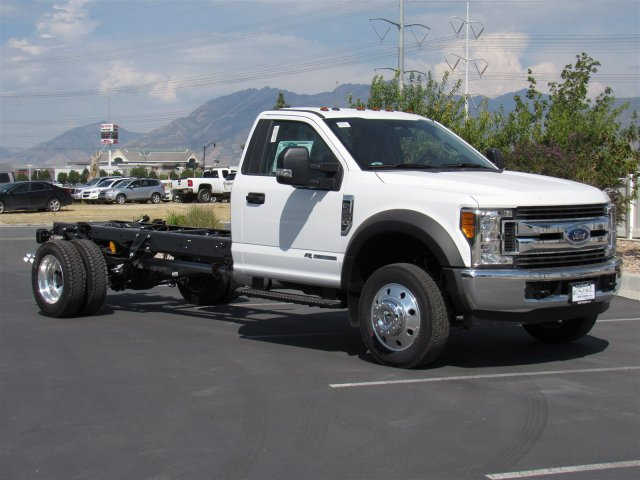 2017 F-450 Regular Cab DRW, Cab Chassis #HEE25863 - photo 3