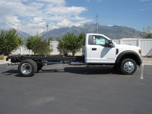2017 F-450 Regular Cab DRW, Cab Chassis #HEE25863 - photo 4