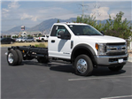 2017 F-450 Regular Cab DRW 4x2,  Cab Chassis #HEE25863 - photo 1