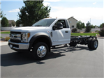 2017 F-450 Regular Cab DRW, Cab Chassis #HEE25863 - photo 1