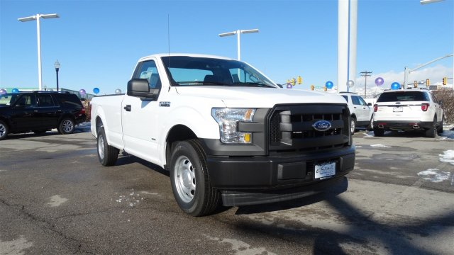 2017 F-150 Regular Cab,  Pickup #HKC44210 - photo 1