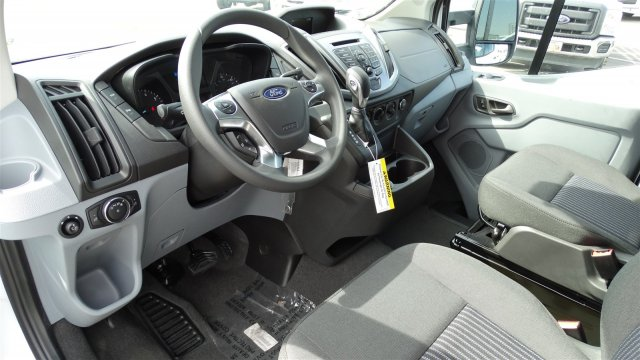 2018 Transit 350 Low Roof 4x2,  Passenger Wagon #JKB21301 - photo 11