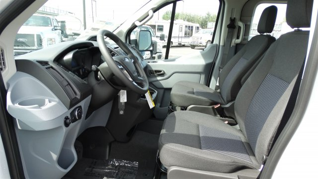 2018 Transit 350 Low Roof 4x2,  Passenger Wagon #JKB21301 - photo 12