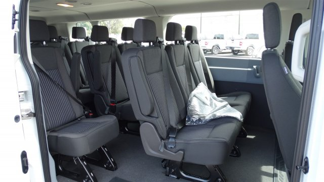 2018 Transit 350 Low Roof 4x2,  Passenger Wagon #JKB21301 - photo 23