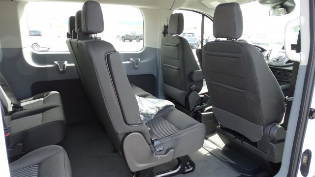 2018 Transit 350 Low Roof 4x2,  Passenger Wagon #JKB21301 - photo 24