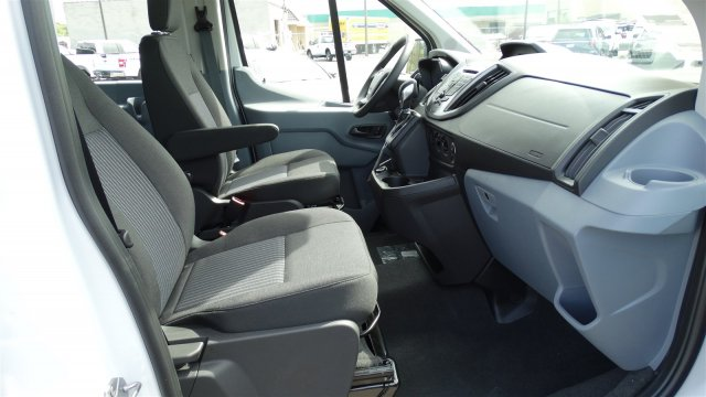 2018 Transit 350 Low Roof 4x2,  Passenger Wagon #JKB21301 - photo 26