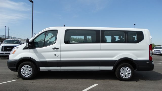 2018 Transit 350 Low Roof 4x2,  Passenger Wagon #JKB21301 - photo 6