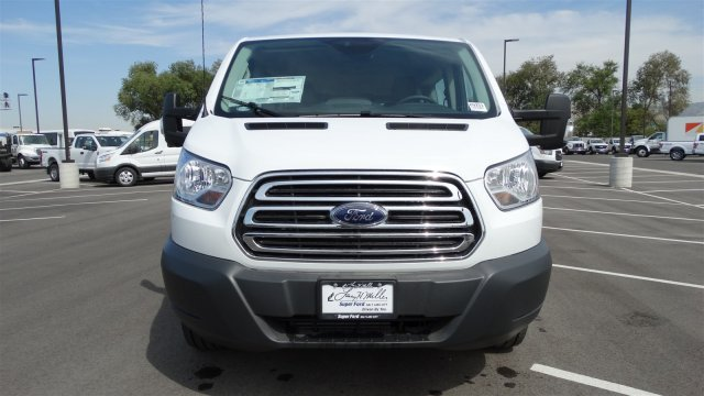 2018 Transit 350 Low Roof 4x2,  Passenger Wagon #JKB21301 - photo 8
