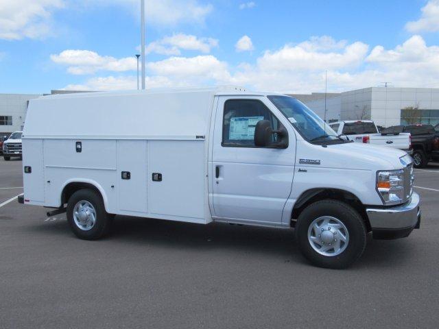 2019 Ford E-350 RWD, Knapheide Service Utility Van #KDC46330 - photo 1