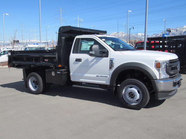 2020 Ford F-550 Regular Cab DRW 4x4, Rugby Dump Body #LDA14153 - photo 1