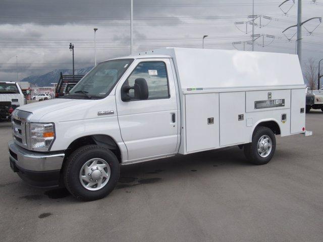 2021 Ford E-350 4x2, Reading Service Utility Van #MDC30946 - photo 1