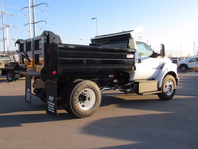2021 Ford F-650 Regular Cab DRW 4x2, Scelzi Dump Body #MDF06843 - photo 1