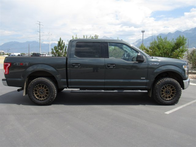 2015 F-150 SuperCrew Cab 4x4, Pickup #P4125 - photo 3