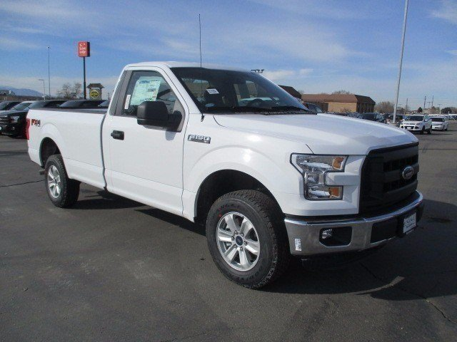 2016 F-150 Regular Cab 4x4, Pickup #T21696 - photo 3