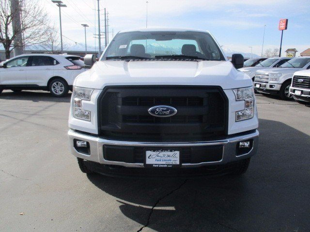 2016 F-150 Regular Cab 4x4, Pickup #T21696 - photo 4